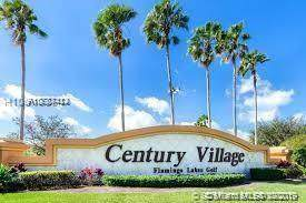 150 SW 134th Way 201R, Pembroke Pines, FL 33027 (MLS #A10787414) :: The Erice Group