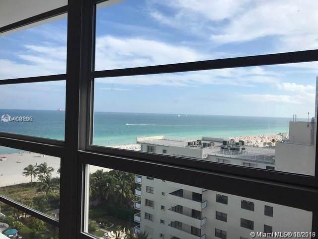 100 Lincoln Rd #1232, Miami Beach, FL 33139 (MLS #A10787554) :: Miami Villa Group