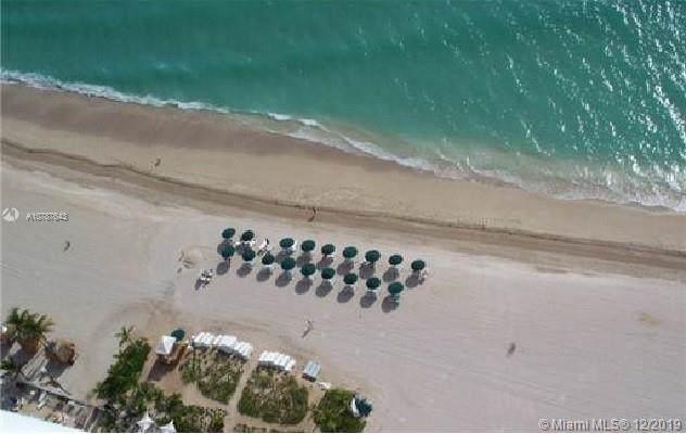 18671 Collins Ave #2701, Sunny Isles Beach, FL 33160 (MLS #A10787643) :: Miami Villa Group