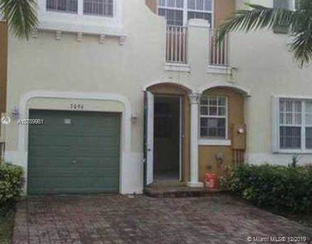 2094 NE 3rd Ct #2094, Homestead, FL 33033 (MLS #A10789981) :: The Jack Coden Group