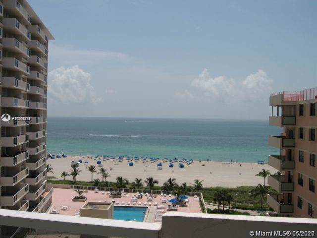 100 Lincoln Rd #921, Miami Beach, FL 33139 (MLS #A10796221) :: The Howland Group