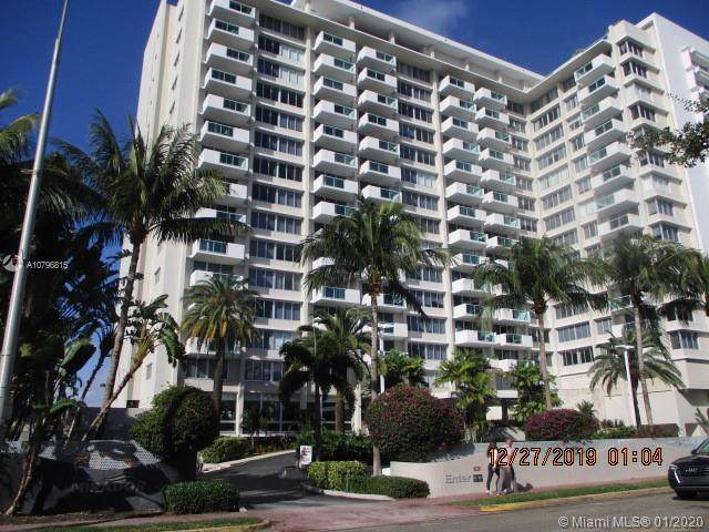 1200 West Ave #916, Miami Beach, FL 33139 (MLS #A10796815) :: Castelli Real Estate Services