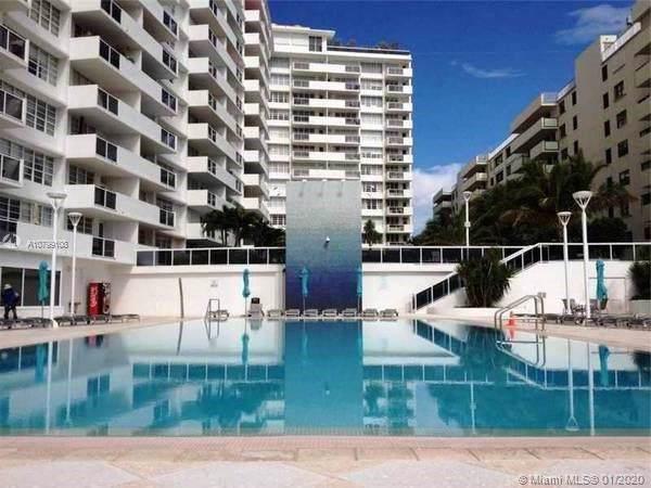 100 Lincoln Rd #1630, Miami Beach, FL 33139 (MLS #A10799108) :: GK Realty Group LLC