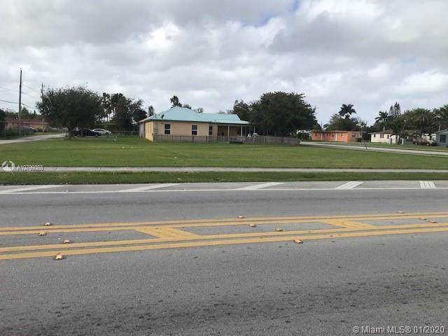 625 SW 6 Street, Homestead, FL 33030 (MLS #A10799368) :: Berkshire Hathaway HomeServices EWM Realty