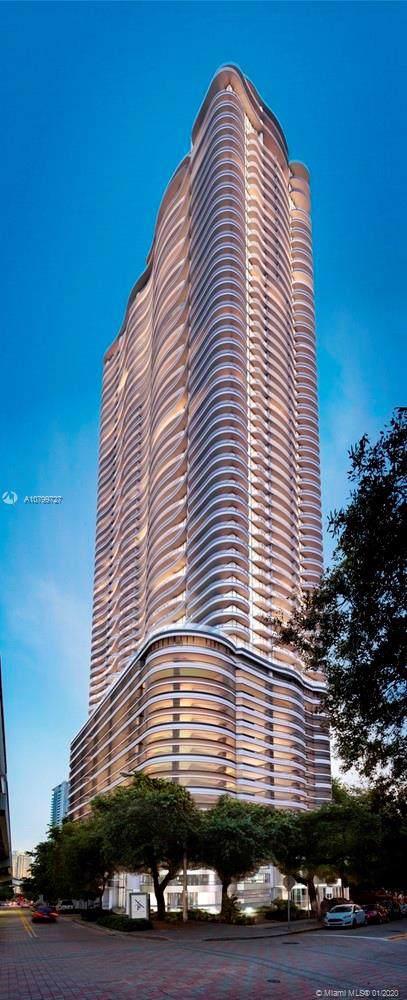 1000 Brickell Plaza #2601, Miami, FL 33131 (MLS #A10799727) :: Patty Accorto Team