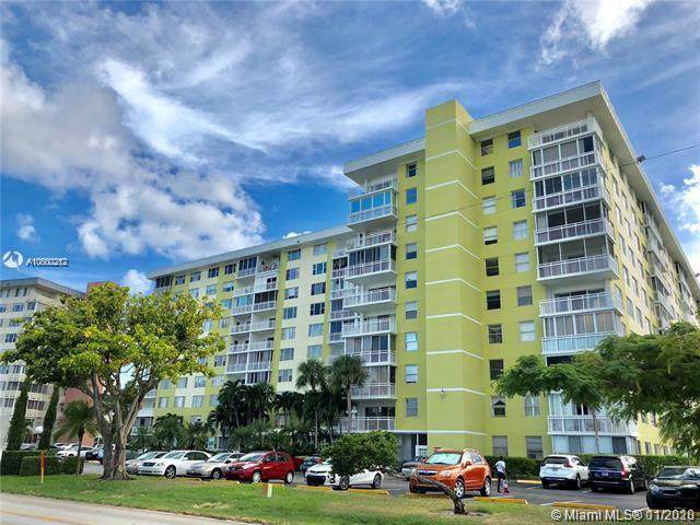4400 Hillcrest Dr 802B, Hollywood, FL 33021 (#A10800212) :: Real Estate Authority