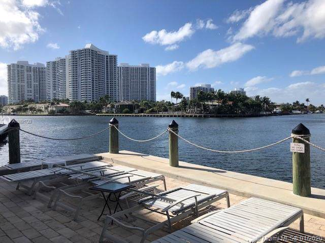 3177 S Ocean Dr #201, Hallandale, FL 33009 (MLS #A10801720) :: The Riley Smith Group