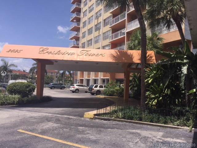 2025 NE 164th St #619, North Miami Beach, FL 33162 (MLS #A10801736) :: ONE   Sotheby's International Realty