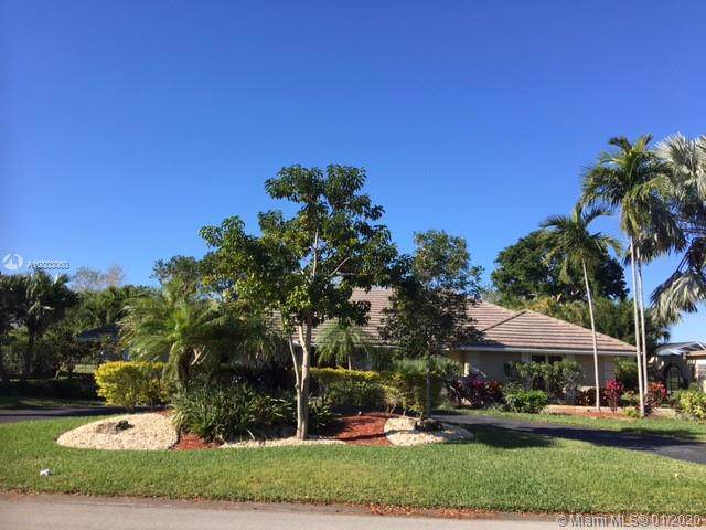 3160 NW 111 AVE, Coral Springs, FL 33065 (MLS #A10803060) :: The Teri Arbogast Team at Keller Williams Partners SW