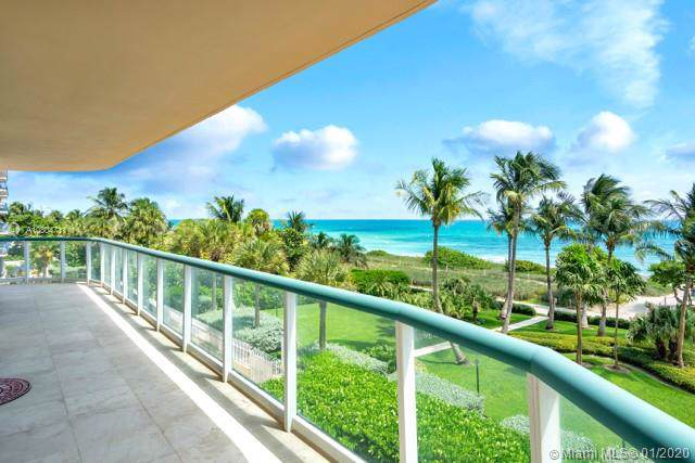 8855 Collins Ave 3A, Surfside, FL 33154 (MLS #A10804711) :: Lucido Global