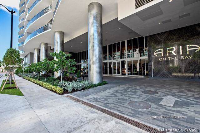 488 NE 18th Street #1004, Miami, FL 33132 (MLS #A10804880) :: Berkshire Hathaway HomeServices EWM Realty