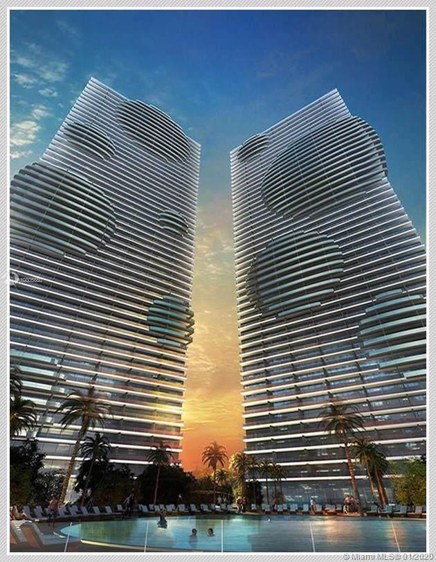 480 NE 31 St #3905, Miami, FL 33137 (MLS #A10805850) :: The Adrian Foley Group