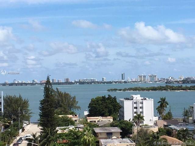 350 NE 24th St #707, Miami, FL 33137 (MLS #A10805994) :: The Adrian Foley Group