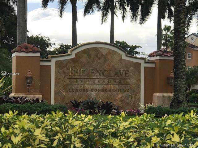 2103 Renaissance Blvd #206, Miramar, FL 33025 (MLS #A10806008) :: ONE Sotheby's International Realty