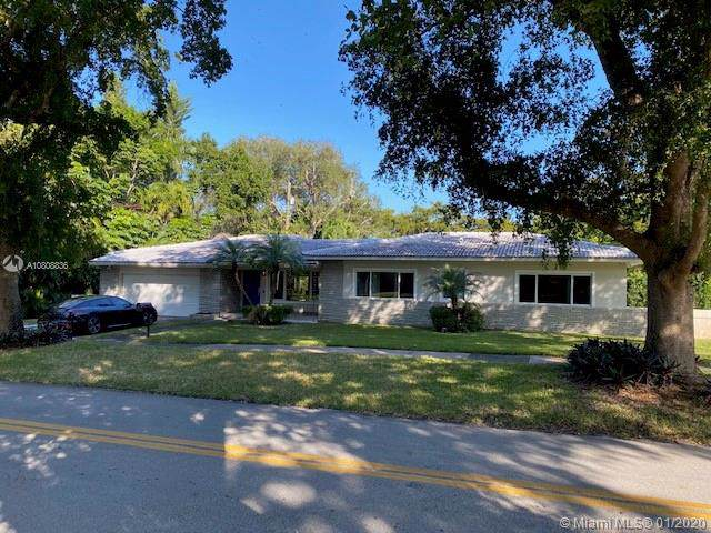 601 Tibidabo Ave, Coral Gables, FL 33143 (MLS #A10808836) :: Green Realty Properties