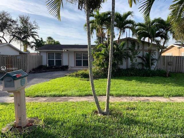 12330 NW 30th Pl, Sunrise, FL 33323 (MLS #A10809313) :: Berkshire Hathaway HomeServices EWM Realty