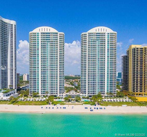 16051 Collins Ave #2803, Sunny Isles Beach, FL 33160 (MLS #A10810742) :: Search Broward Real Estate Team