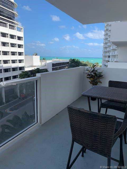 100 Lincoln Rd #608, Miami Beach, FL 33139 (MLS #A10811666) :: Grove Properties