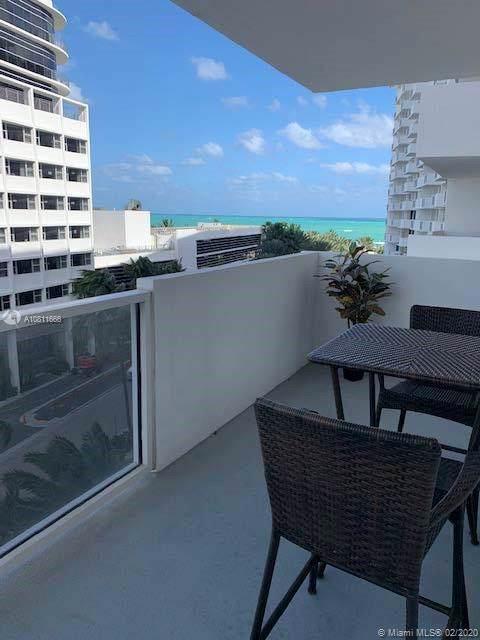 100 Lincoln Rd #608, Miami Beach, FL 33139 (MLS #A10811666) :: The Paiz Group