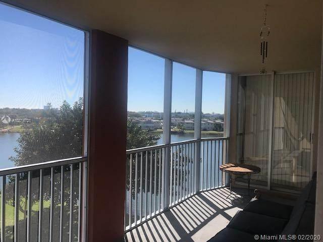 1750 NE 191st St 501-1, Miami, FL 33179 (MLS #A10814721) :: Berkshire Hathaway HomeServices EWM Realty