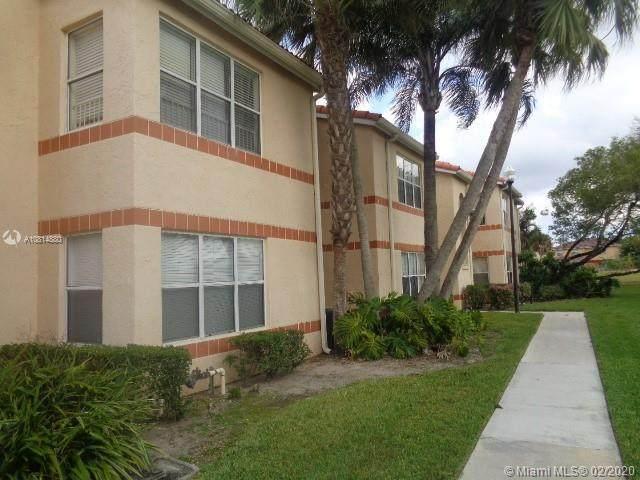 3410 N Pinewalk Dr N #812, Margate, FL 33063 (MLS #A10814880) :: Patty Accorto Team