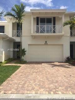 3040 Princeton Ln #3040, Palm Beach Gardens, FL 33418 (MLS #A10814958) :: Berkshire Hathaway HomeServices EWM Realty