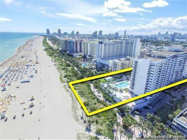 100 Lincoln Rd #1626, Miami Beach, FL 33139 (MLS #A10816295) :: The Paiz Group