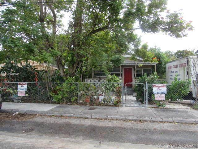400 NW 49th St, Miami, FL 33127 (MLS #A10816865) :: Green Realty Properties