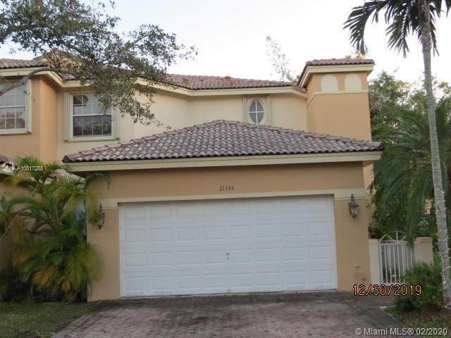 11344 NW 54th Ter #11344, Doral, FL 33178 (MLS #A10817288) :: Berkshire Hathaway HomeServices EWM Realty