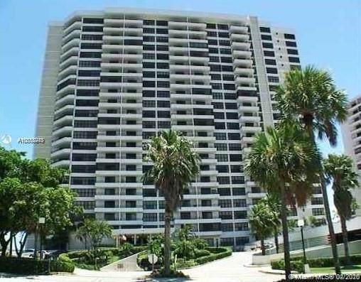 2500 Parkview Dr #1511, Hallandale Beach, FL 33009 (MLS #A10818943) :: The Paiz Group