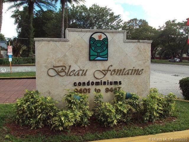 9423 Fontainebleau Blvd Unit 209, Miami, FL 33172 (MLS #A10820766) :: Prestige Realty Group