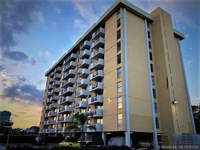 2000 NE 135th St #510, North Miami, FL 33181 (MLS #A10821368) :: The Jack Coden Group