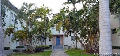 655 83rd St #56, Miami Beach, FL 33141 (MLS #A10822216) :: The Riley Smith Group