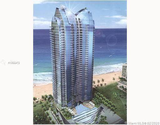 Sunny Isles Beach, FL 33160 :: Ray De Leon with One Sotheby's International Realty