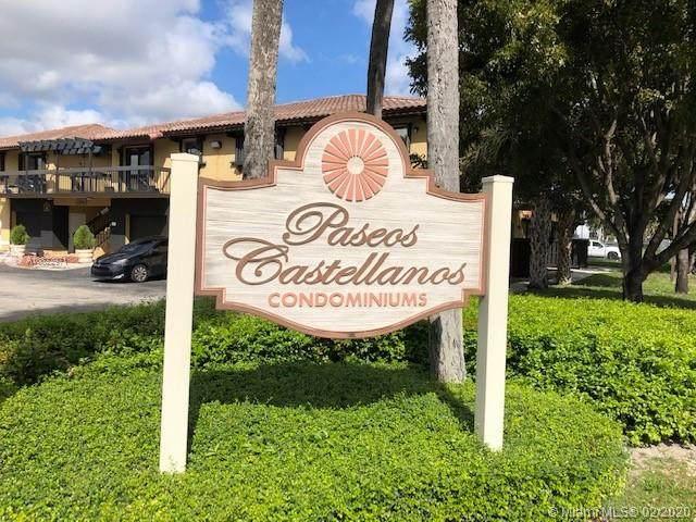 12205 SW 16th Ter A105, Miami, FL 33175 (MLS #A10822971) :: Berkshire Hathaway HomeServices EWM Realty