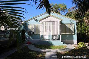 9720 NW 2nd Ave, Miami Shores, FL 33150 (MLS #A10823323) :: The Teri Arbogast Team at Keller Williams Partners SW