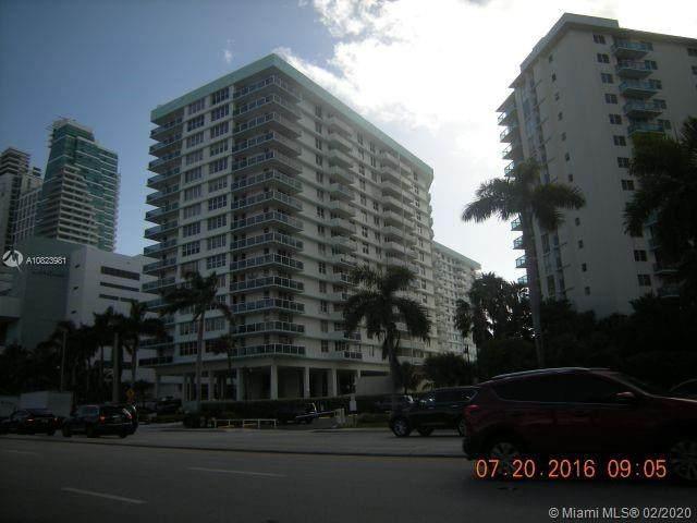 3725 S Ocean Dr Ph11, Hollywood, FL 33019 (MLS #A10823981) :: Green Realty Properties