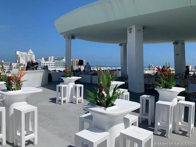 605 Lincoln Rd 800RF, Miami Beach, FL 33139 (MLS #A10824561) :: Prestige Realty Group