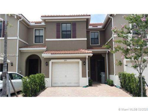 1071 NW 33rd Mnr #1071, Pompano Beach, FL 33064 (MLS #A10825129) :: THE BANNON GROUP at RE/MAX CONSULTANTS REALTY I