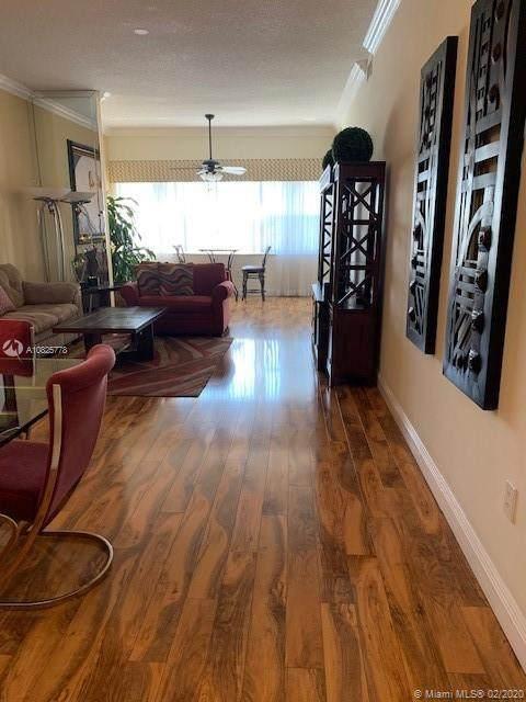10133 NW 24th Pl #408, Sunrise, FL 33322 (MLS #A10825778) :: Berkshire Hathaway HomeServices EWM Realty