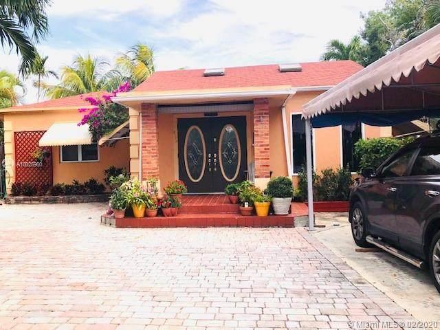 8533 Crespi Blvd, Miami Beach, FL 33141 (MLS #A10825960) :: Patty Accorto Team