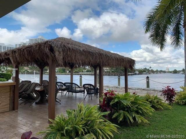 3177 S Ocean Dr #205, Hallandale Beach, FL 33009 (MLS #A10826098) :: Prestige Realty Group