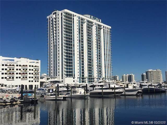 17301 Biscayne Blvd #1011, North Miami Beach, FL 33160 (MLS #A10827054) :: Berkshire Hathaway HomeServices EWM Realty