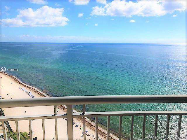 17375 Collins Ave #2408, Sunny Isles Beach, FL 33160 (MLS #A10828775) :: The Riley Smith Group