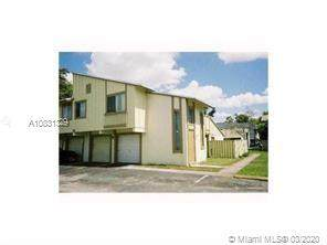 2216 NW 59th Way 63-A, Lauderhill, FL 33313 (MLS #A10831329) :: THE BANNON GROUP at RE/MAX CONSULTANTS REALTY I