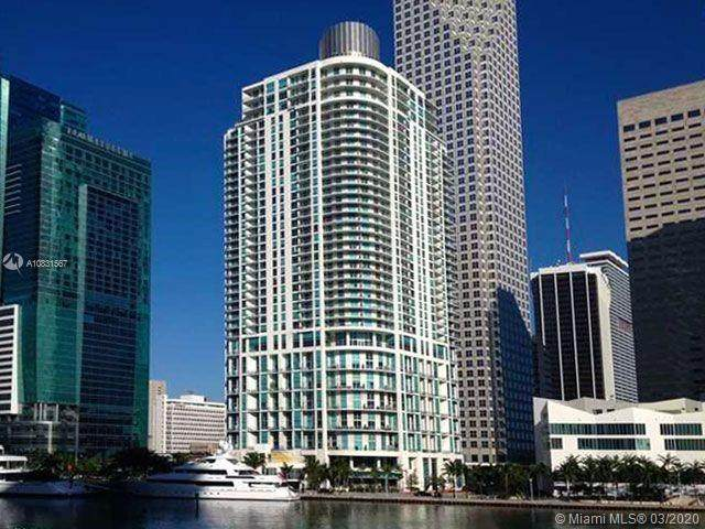 300 S Biscayne Blvd Ph-3904, Miami, FL 33131 (MLS #A10831567) :: The Teri Arbogast Team at Keller Williams Partners SW