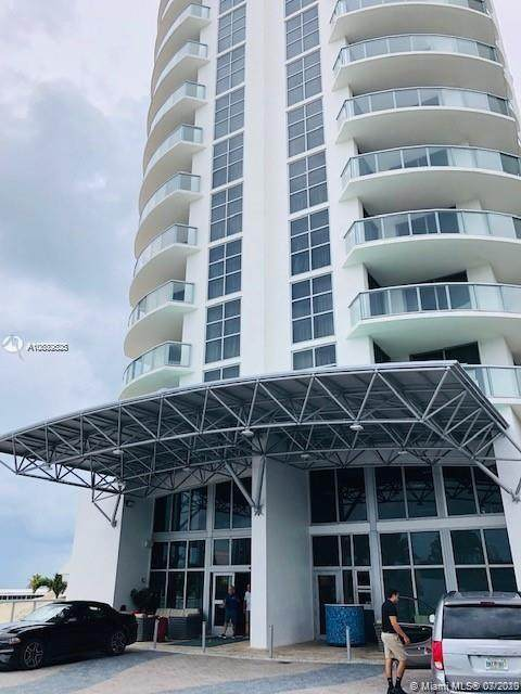 18683 Collins Ave #1003, Sunny Isles Beach, FL 33160 (MLS #A10832525) :: United Realty Group