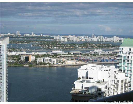 495 Brickell Av #5510, Miami, FL  (MLS #A10836327) :: The Howland Group