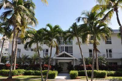 290 Sunrise Dr 2-D, Key Biscayne, FL 33149 (MLS #A10837499) :: Lucido Global