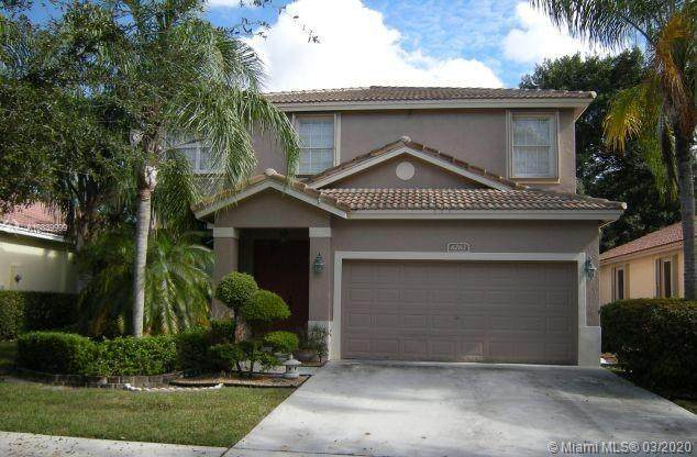 6262 Osprey Ter, Coconut Creek, FL 33073 (MLS #A10839999) :: THE BANNON GROUP at RE/MAX CONSULTANTS REALTY I